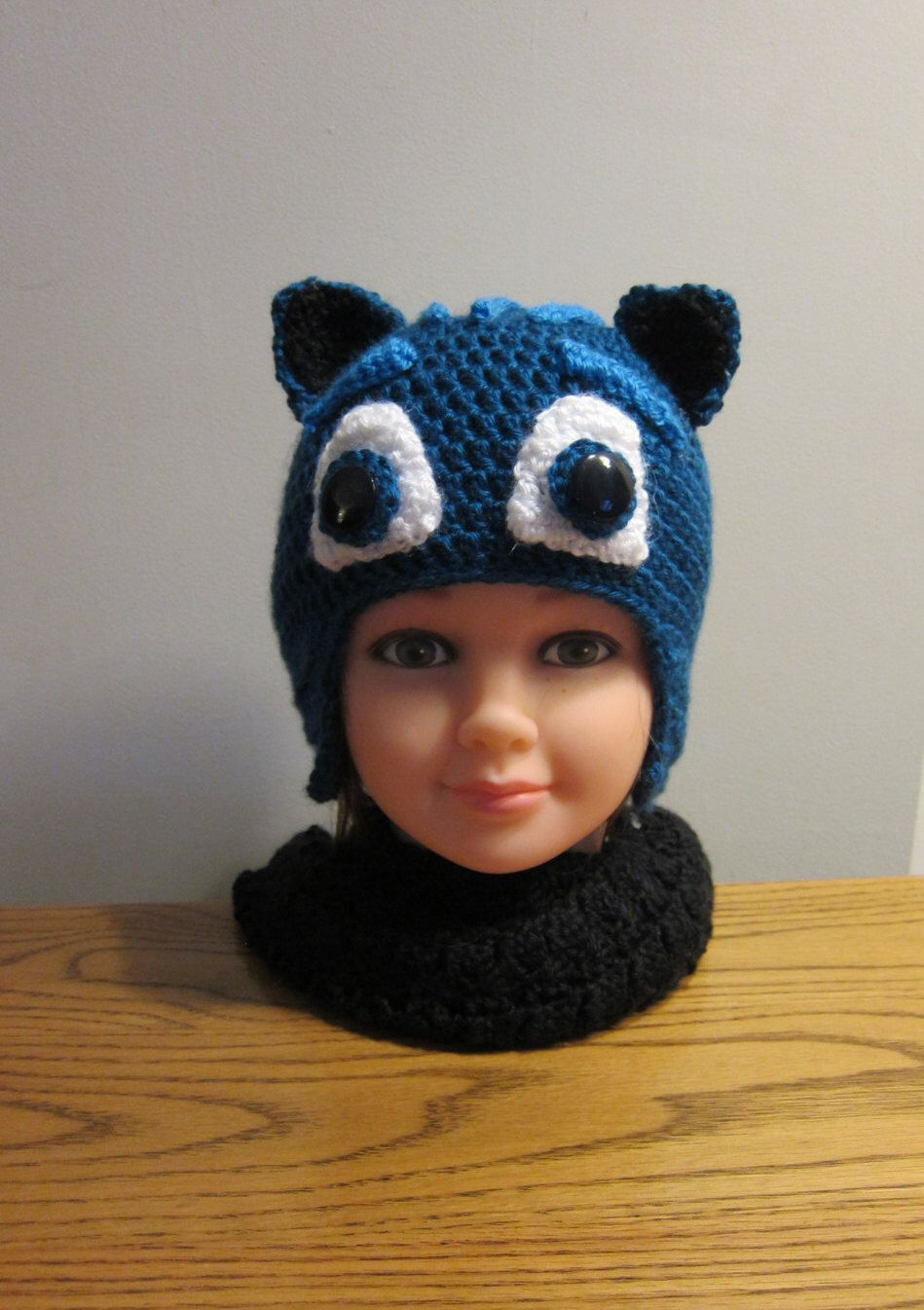 Ready to Ship Crocheted Hat. Inspired by my grandchildren\'s love for ...