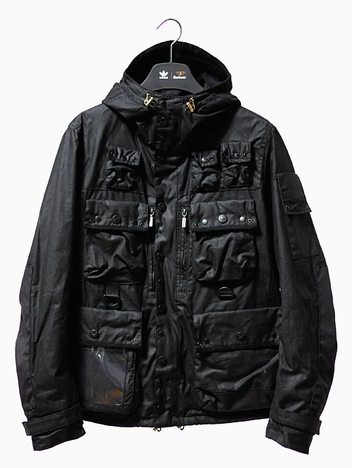 adidas barbour jacket