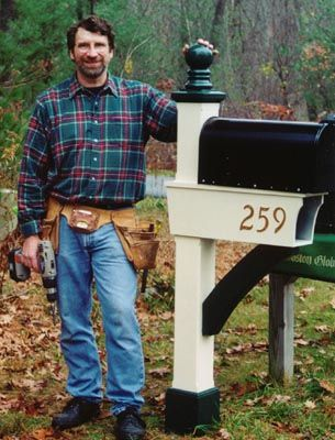 new yankee workshop location. mailbox from new yankee workshop location