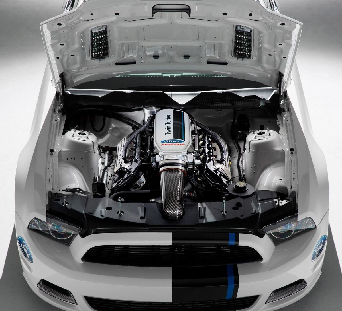 Twin turbo mustang cobra jet that s how you fucking do things