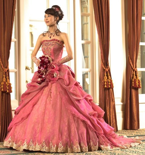 ~ Beautiful Unique Ball Gowns, Couture, Wedding, Bridal