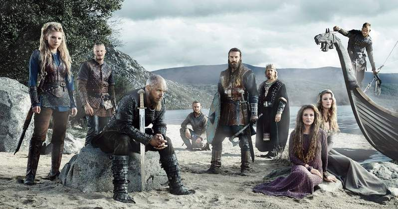 When Will Vikings Season 5 Be On Netflix? | The Vikings in