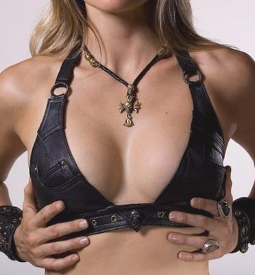Checkout the great deal on Jungle Tribe Billy Jeans Bra Top's at Delicious Boutique & Corseterie