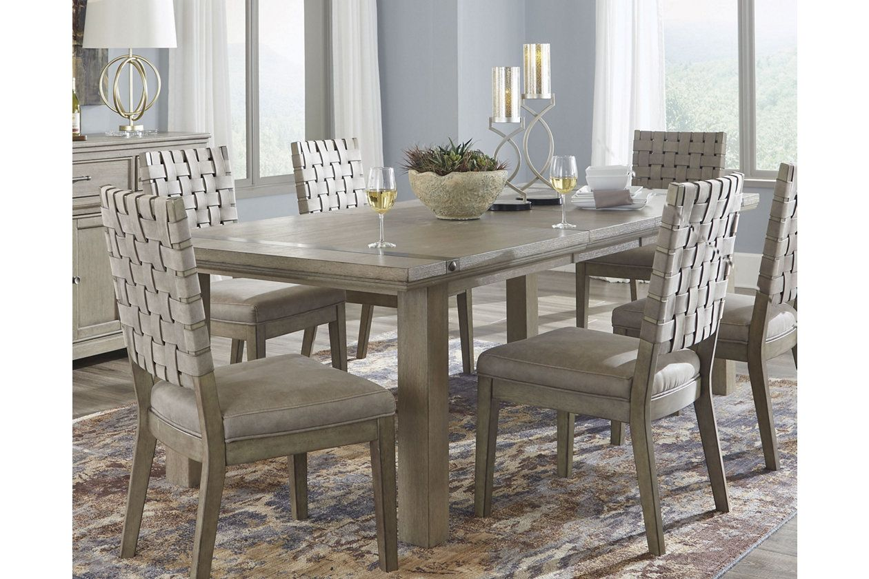 Chapstone Dining Room Table | Ashley Furniture HomeStore ...