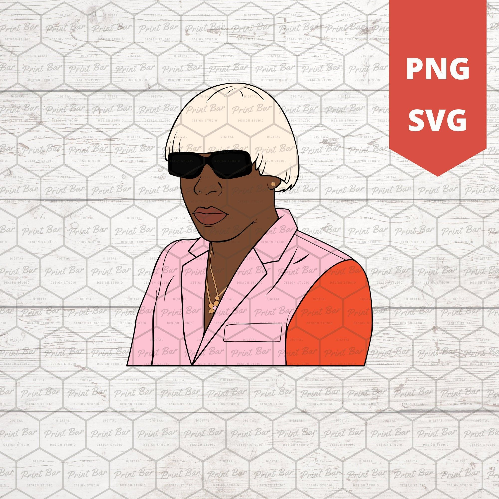 Tyler The Creator Svg Png Https Etsy Me 2cu3rpp Skrapbuking Tylerthecreator Tylersvg Thecreatorsvg Igor Svg Silh Tyler The Creator The Creator Tyler