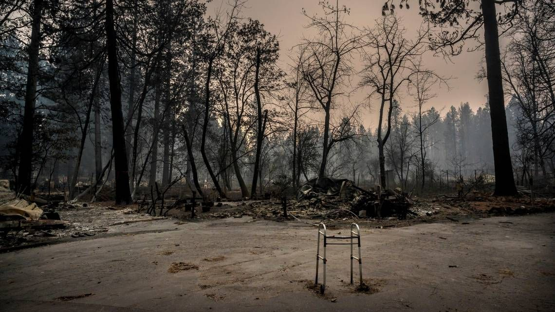 Insurer Goes Bust From Camp Fire With Millions In Claims Unpaid