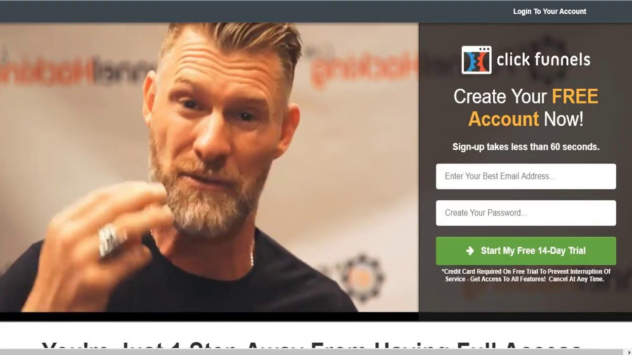 The Basic Principles Of Clickfunnels 14 Day Free Trial