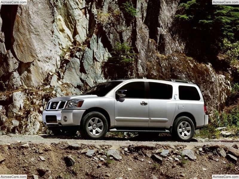 2004 Nissan Pathfinder Armada >> Pin On Cars