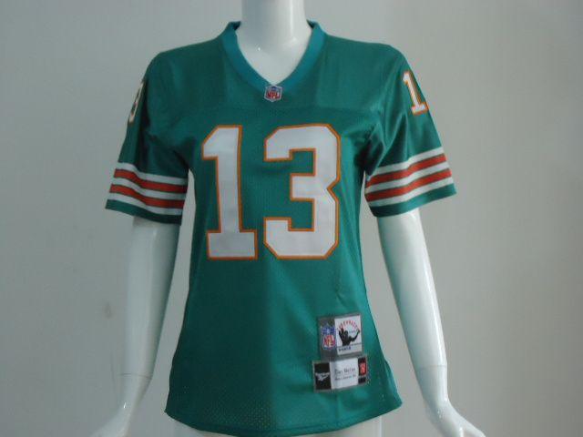separation shoes 9cbf3 7b232 Miami Dolphins Women jerseys | #13 | Ncaa college football ...