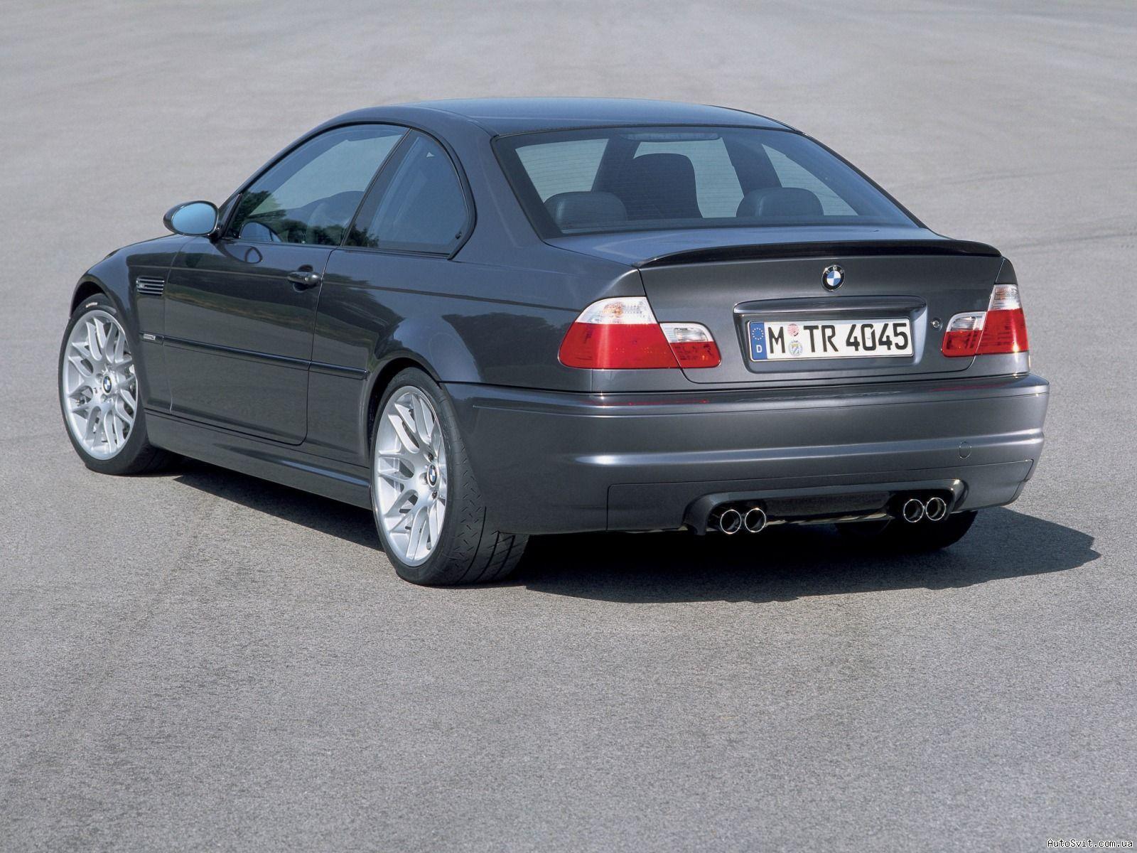 bmw m3 csl   BMW M3 CSL 2003 фотографии. BMW M3 CSL 2003 Обои на ...