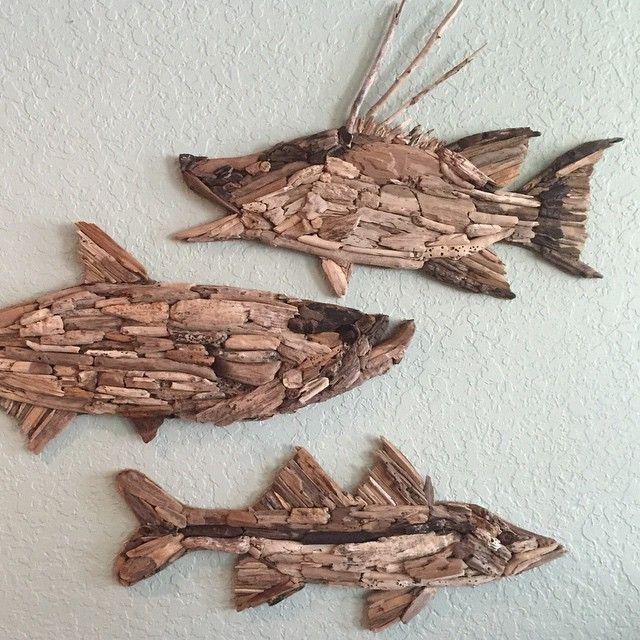 Order complete! #driftwoodsnook #driftwoodhogfish #driftwoodtarpon#driftwoodfish #beachlife #driftwood #customorder #driftwoodart