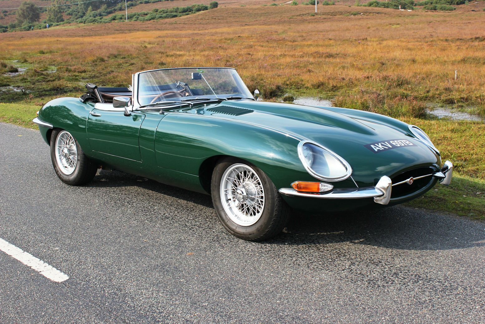 Jaguar E Type Series 1 3 8 Roadster 1964 Two Owners From New Uk