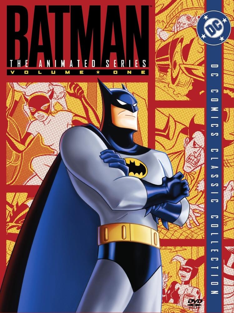 Batman The Animated Series Vol 1 Dvd Best Buy Batman The Animated Series Batman Batman Poster
