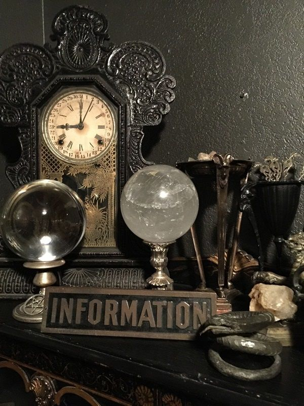 336 best images about A Cabinet of Curiosities on ... |Macabre Interiors