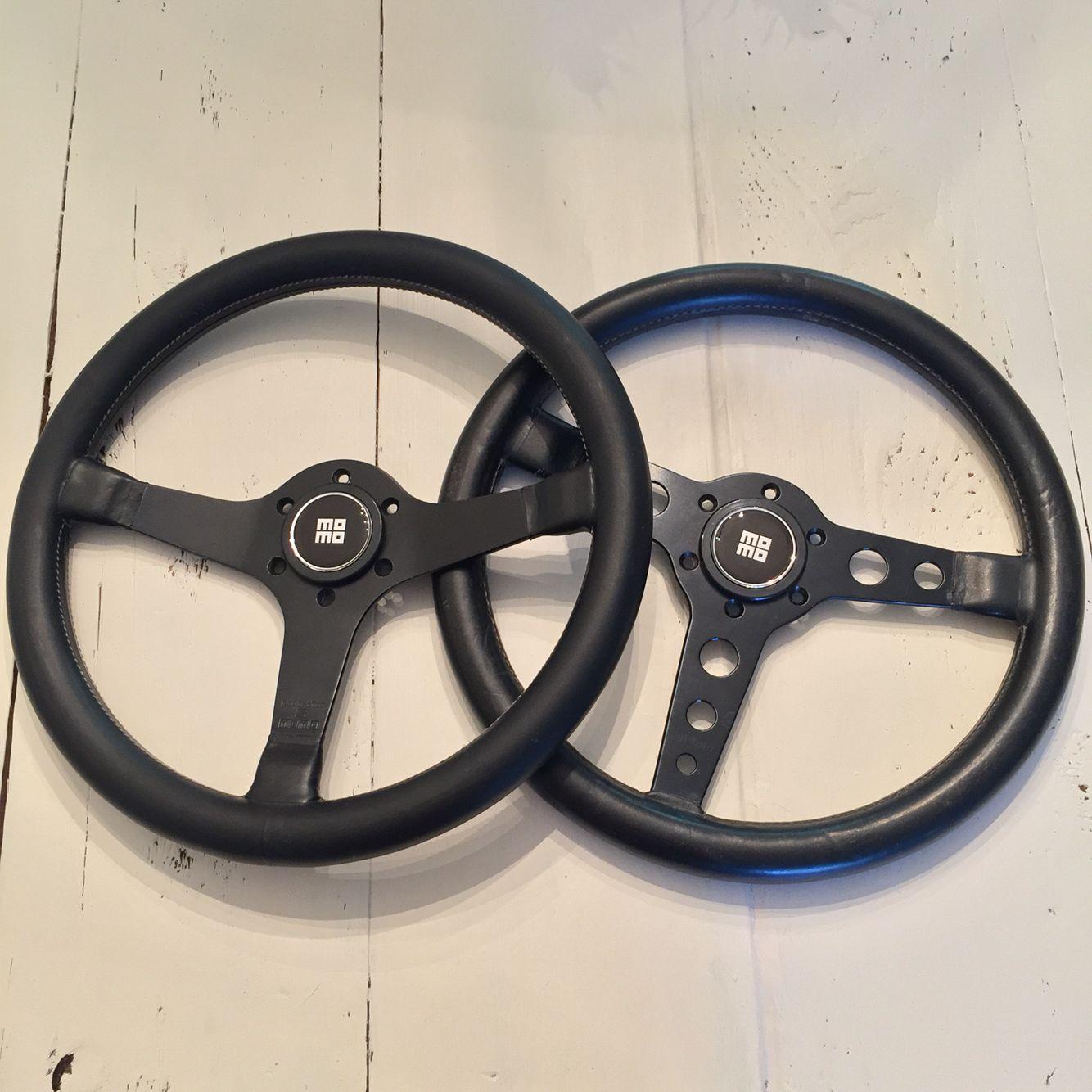 1211f408027b1a Momo prototipo S and flat Momo prototipo steering wheels   Cars ...