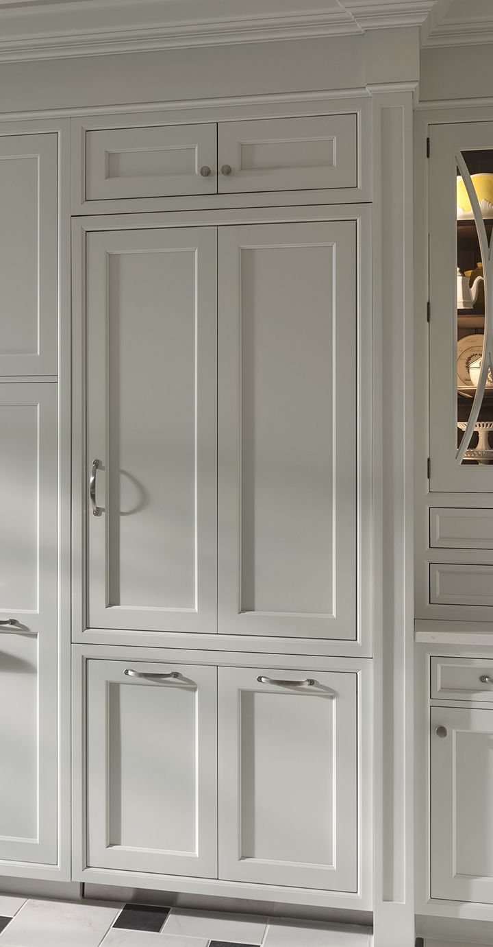 Custom Refrigerator Panels Wood Mode Fine Custom Cabinetry Kitchen Design Gallery Refrigerator Panels Custom Refrigerator