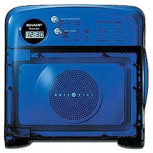 Sharp R 120db Half Pint Microwave Oven Blue This Is An Affiliate Link Read More Reviews Of The Product By Visiting On Image