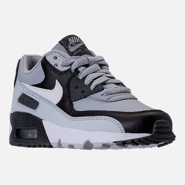 separation shoes f5934 9b9d1 Nike Boys Grade School 90 Leather Running Shoes
