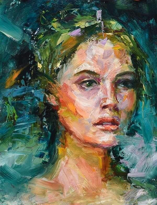 Pin by br on My board in 2019 | Painting, Art, Face art