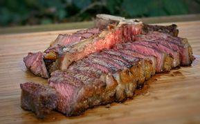 Kerntemperatur für Fleisch und Steaks: Dein Spickzettel für den Grill #marinadeforbeef