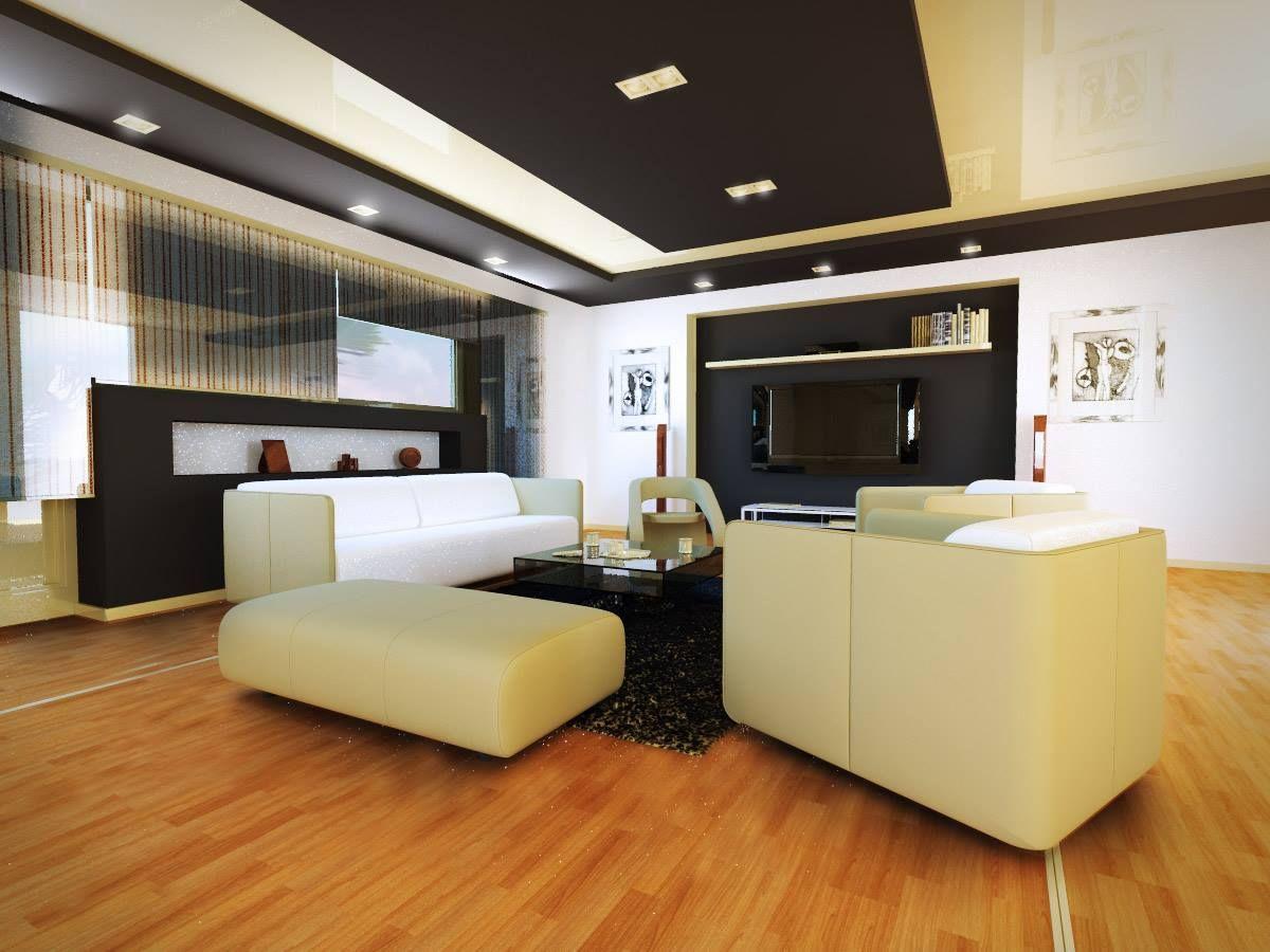 Rendering Soggiorno ~ Architectural rendering proposed living room interior design