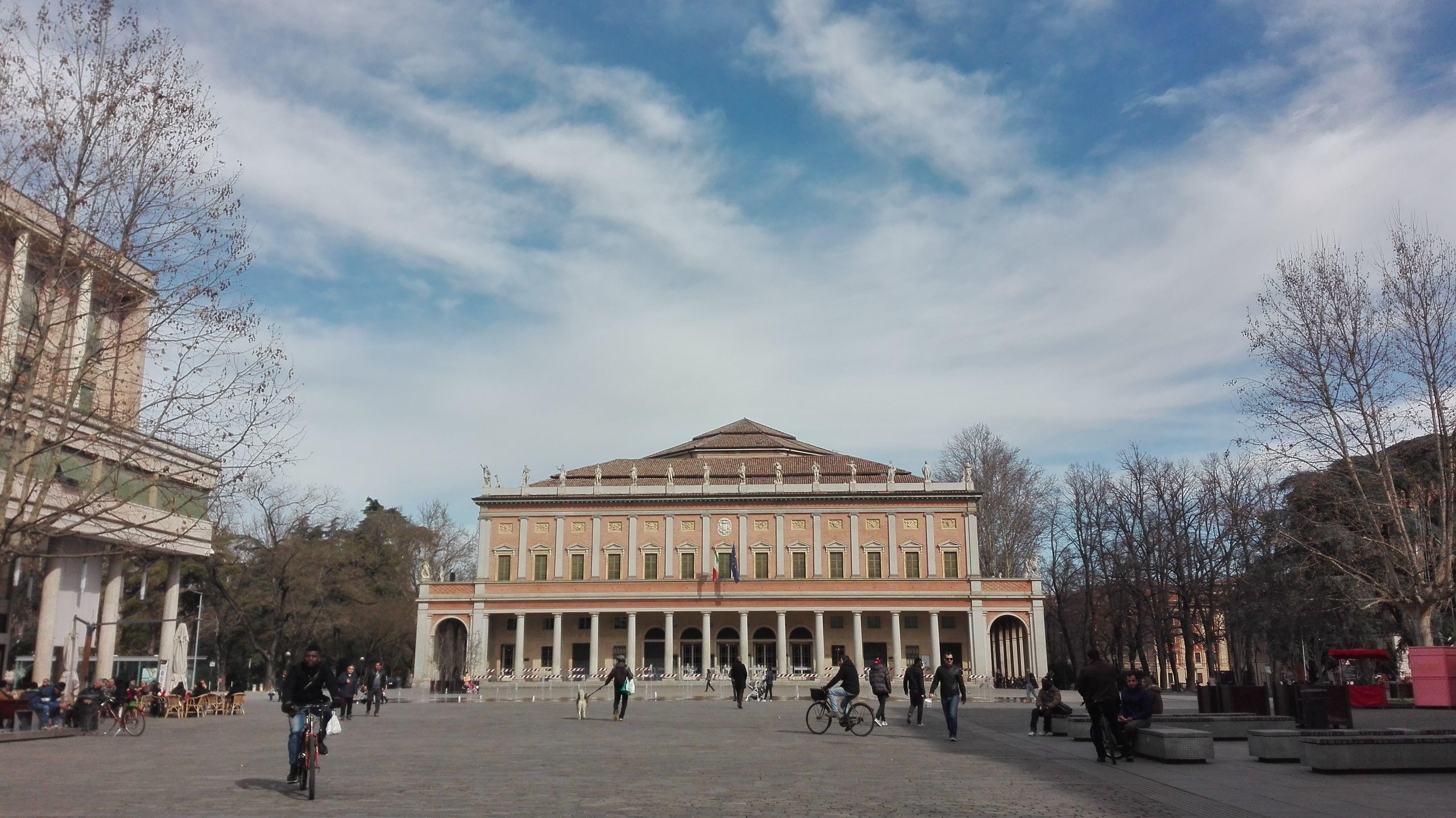 Cosa vedere nella città del tricolore Reggio Emilia