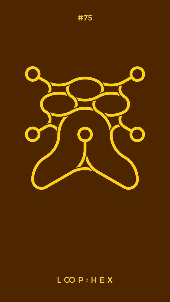 Pin by reuben leslie on symbols hex symbols looping