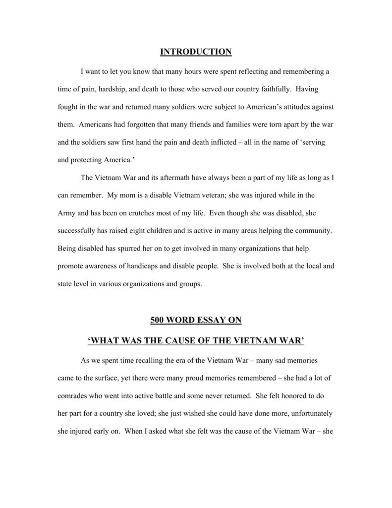 Introduction 500 Word Essay On What Was The Cause Regarding 500 Word Essay Template Great Cretive Templates 500 Word Essay Essay Template Essay