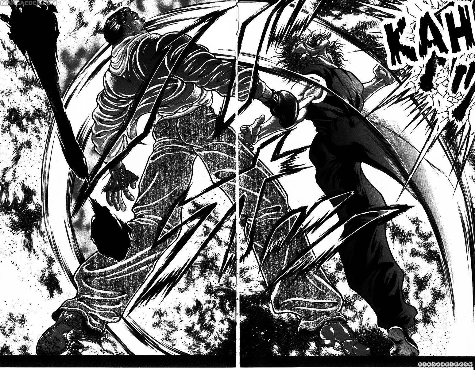 New grappler Baki Baki 2018 Manga art, Abstract