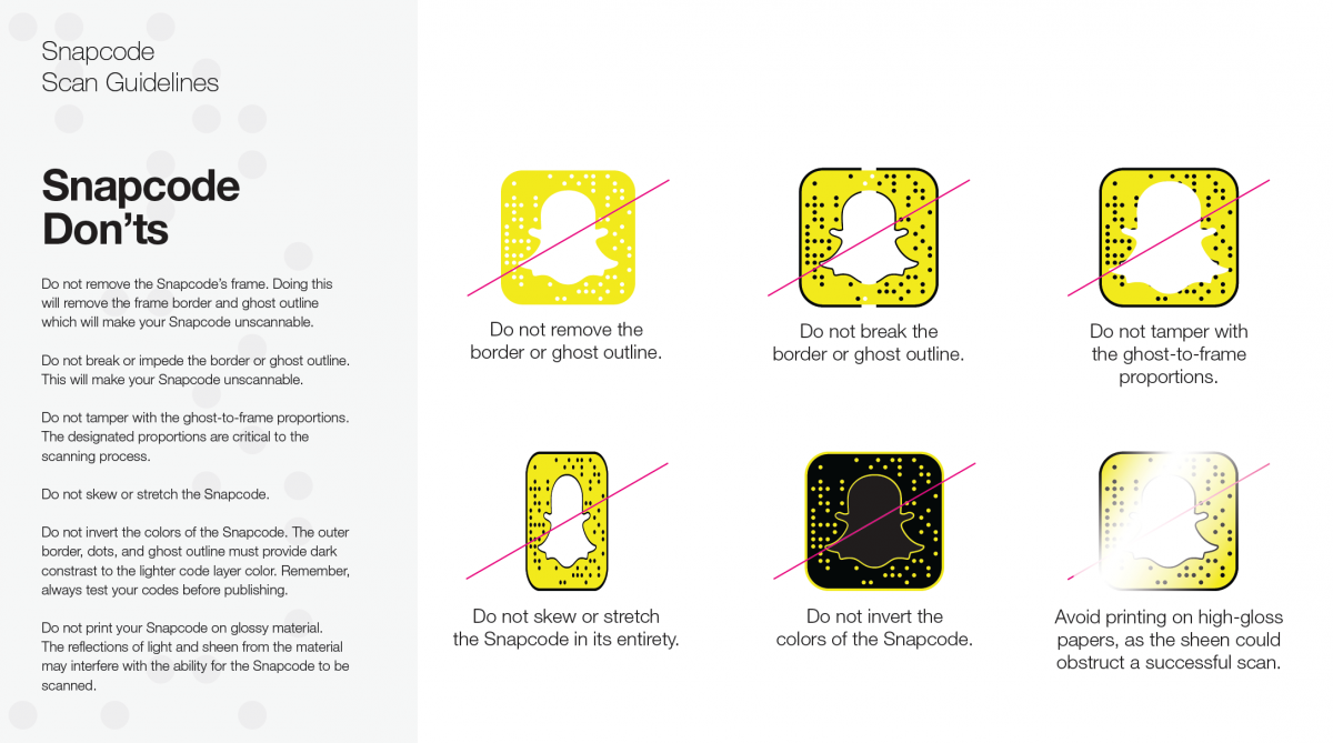 You can now download your snapchat qr code to customize it qr you can now download your snapchat qr code to customize it ccuart Choice Image
