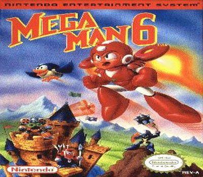 Juegos Clasicos Para Pc Zonaleros Mega Man 6 Mega Man Nintendo Nes