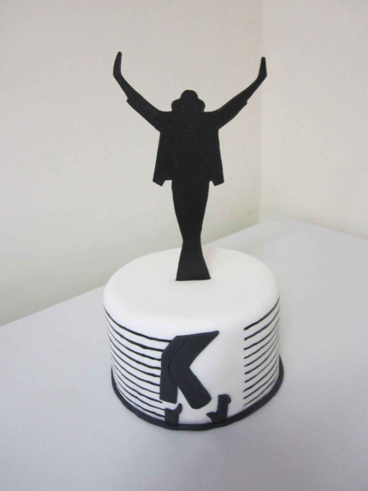 Birthday Cake Toppers Michaels Happy Michael Jackson Day Everybody