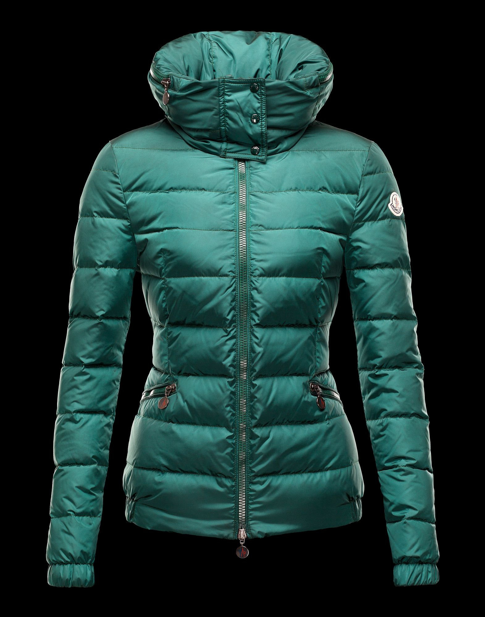 0285eb0a94 MONCLER Women - Fall Winter 12 - OUTERWEAR - Jacket - SANGLIER