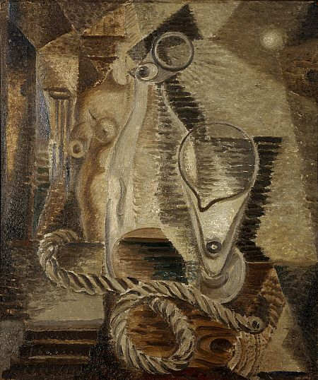 Andre Masson The Rope
