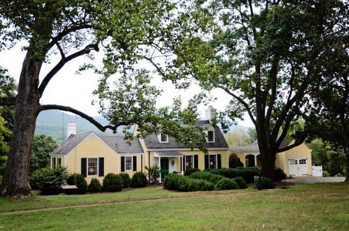 Charlottesville Virginia Ramsay Auction