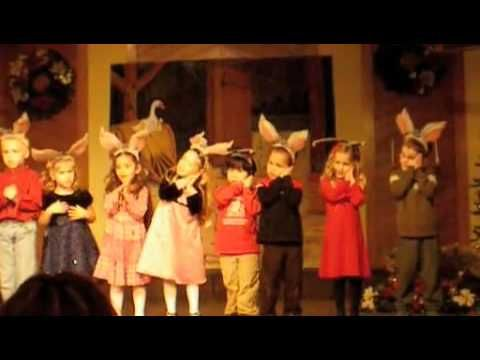 Joyful Noises Christian Preschool Christmas program | Music and ...