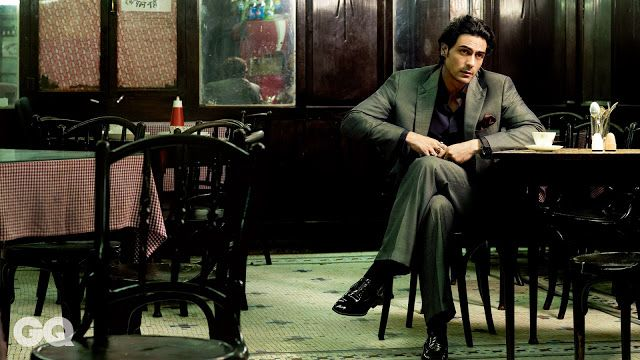 Bollywood, Tollywood & Más: Arjun Rampal GQ