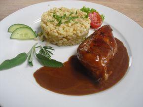 Balsamico Hühnchen | Chefkoch.de
