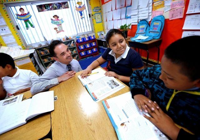 """Congreso quiere revertir el """"No Child Left Behind"""""""