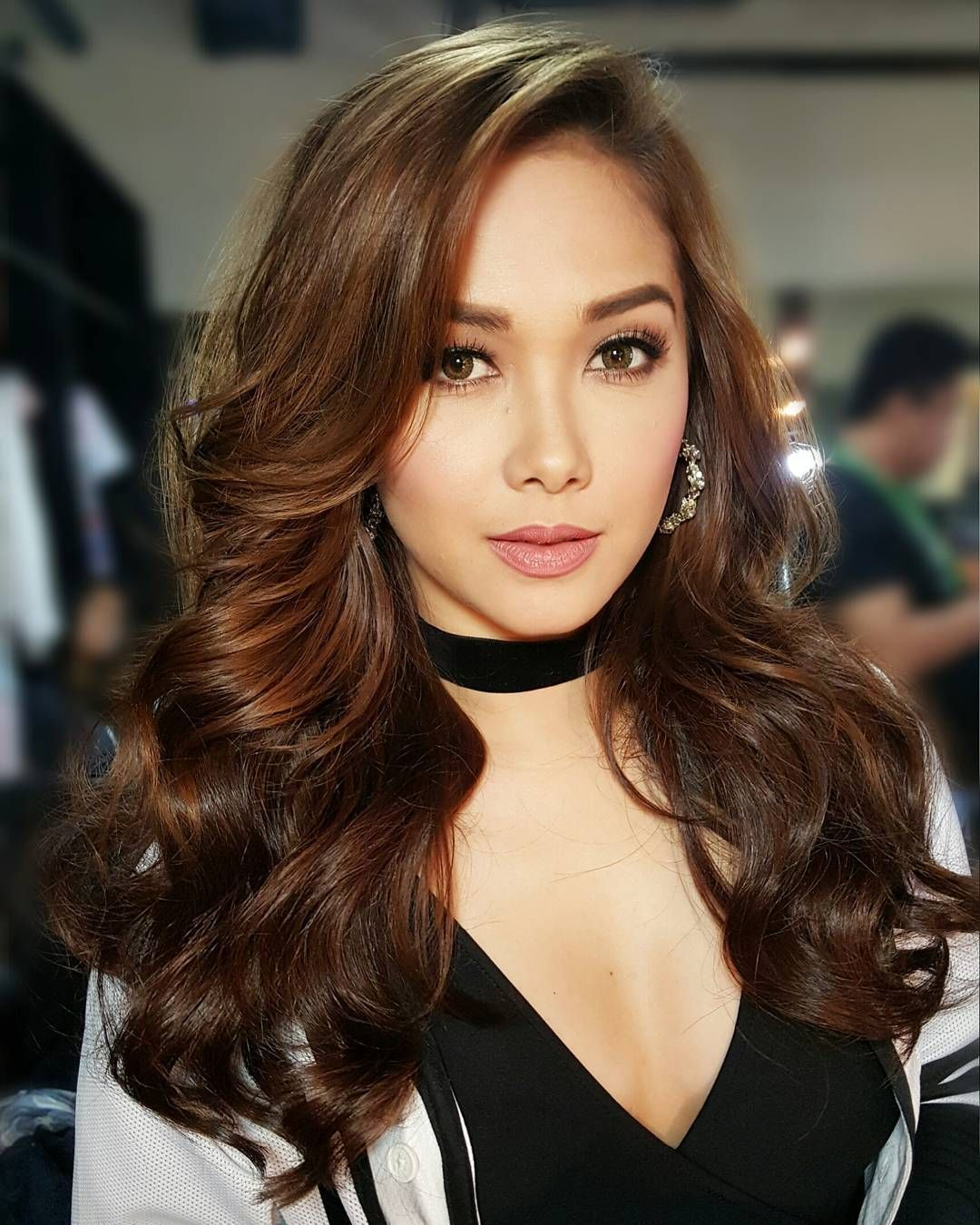 Maja Salvador Maja Salvador Hairstyle Beautiful Face