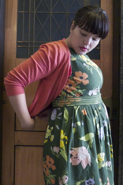 frocks & frou frou: dress by sohomode