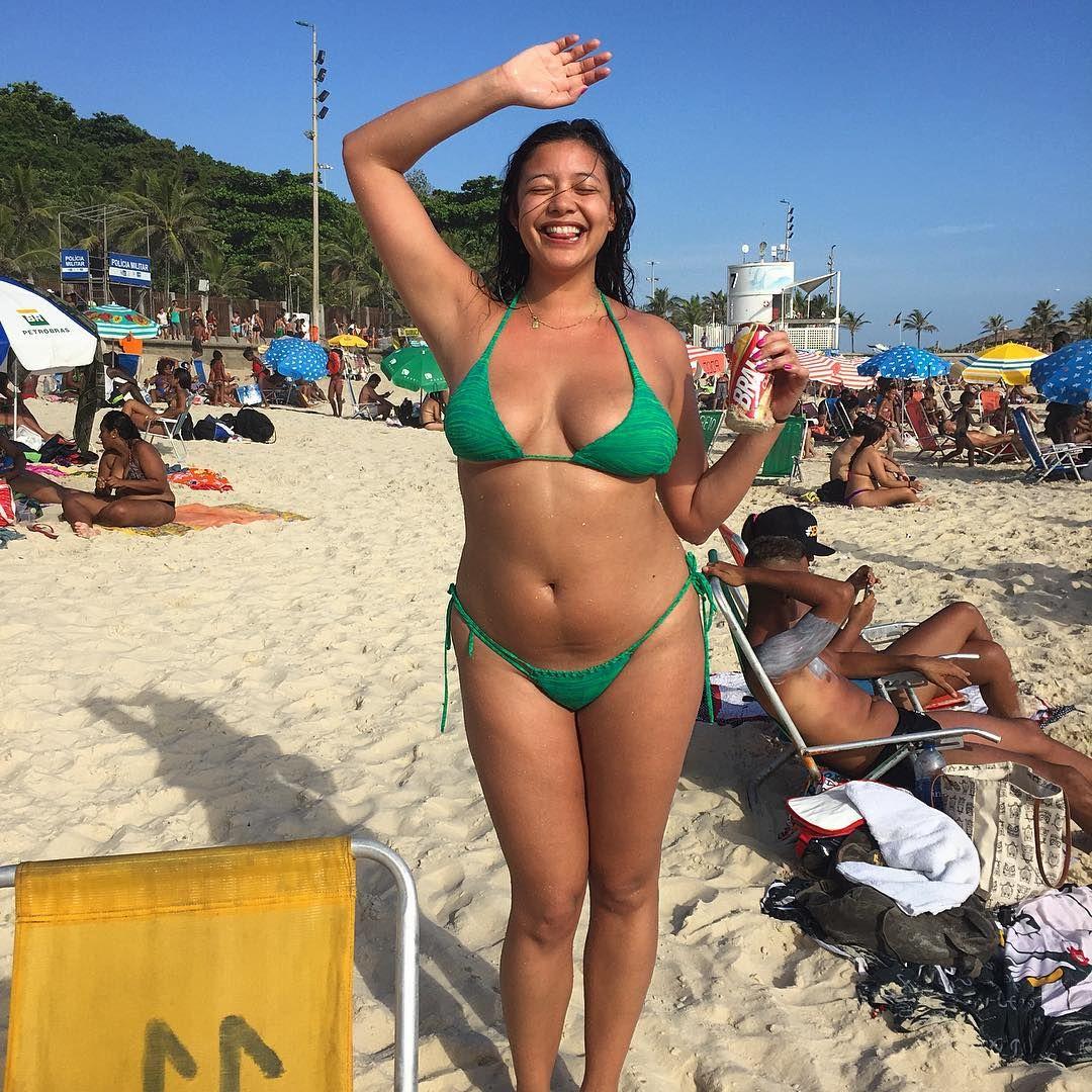 Browning nude rio beach bikini girls amateur