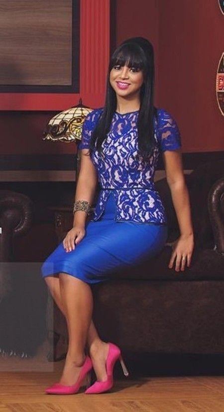 Vestido Curto Com Renda Moda Evangélica 2018 Bengaline