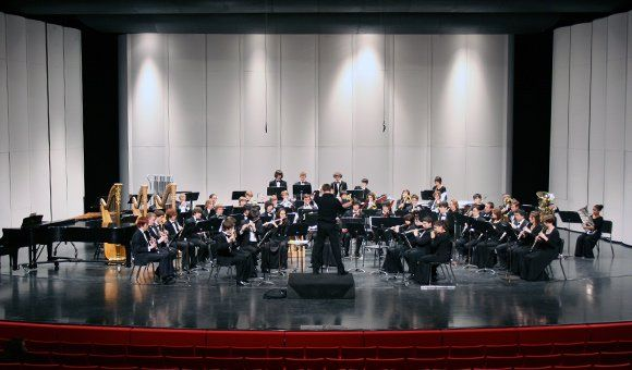 Interlochen Arts Academy Band | FAMILY | Pinterest | City