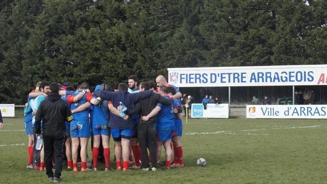 Arras Rugby Club: ninguém tem o mesmo clima, mas temos a mesma paixão