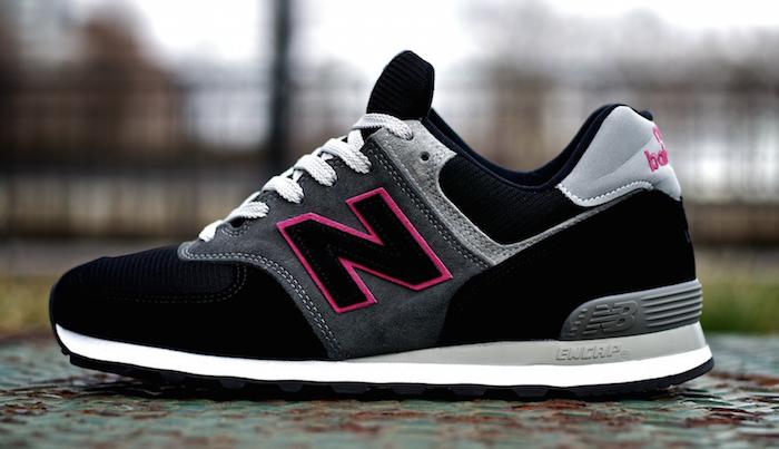 Custom New Balance 574 Sneakers [HD