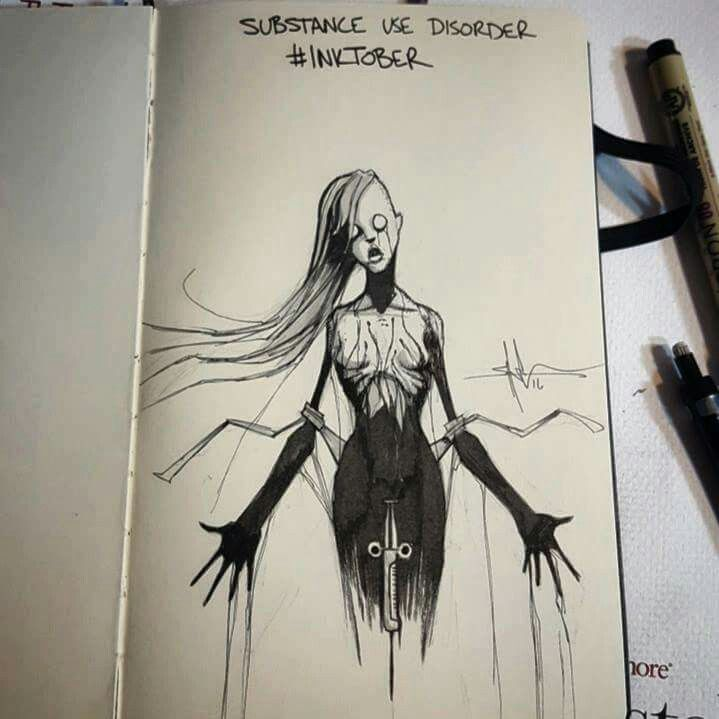 pin by sara allington on my monster pinterest drawings dark art