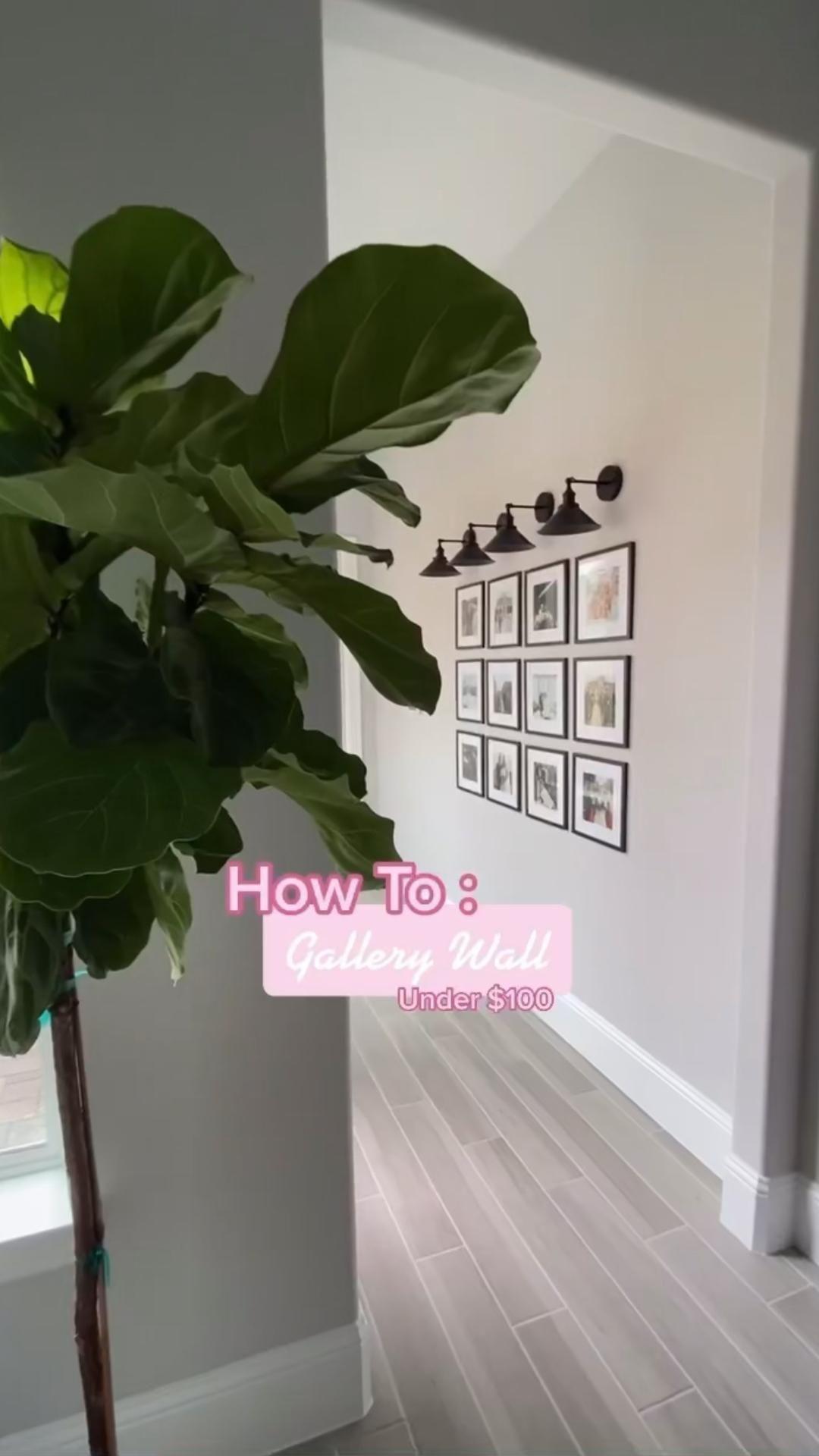 Puck light hack! For more home DIYs, follow @LovetheLunas on Instagram