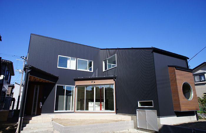 外壁をおしゃれにしたい時 サイディングが選ばれる理由 住宅 外観