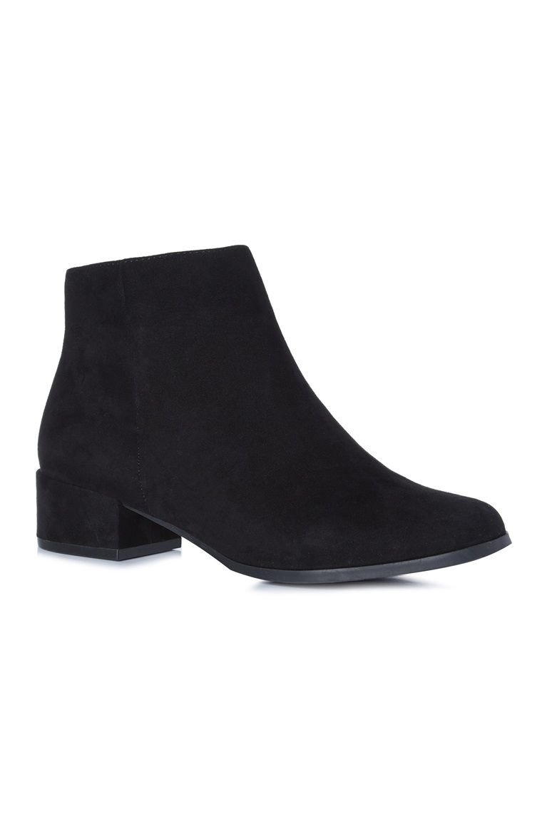 comprar lo mejor tecnicas modernas comprar Black Ankle Boot | pay day in 2019 | Primark boots, Boots ...